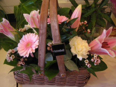 Florist's Choice Basket