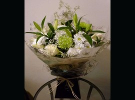 White Mixed Bouquet